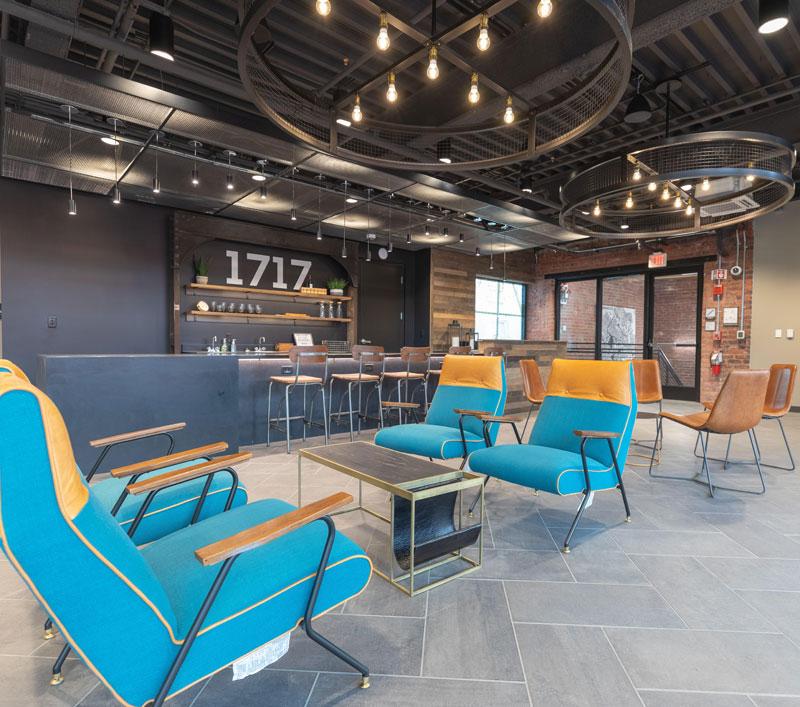 Award-Winning 1717 Innovation Center