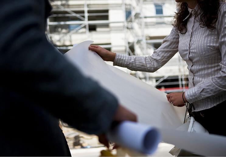 Canva PMs Reviewing Blueprints